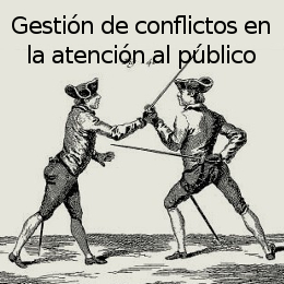 Gestión de conflictos en atención al público desde la calidad total
