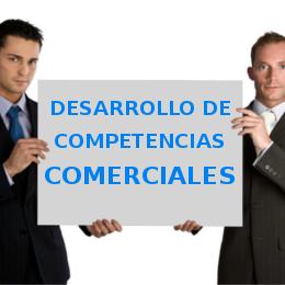 Desarrollo de competencias comerciales